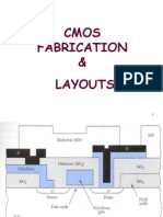Nmos and Cmos Fabrication