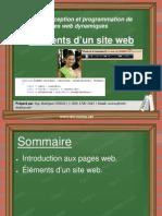 Element Site Web University of Por Tau Prince