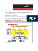 Veritas brief resume and basic steps