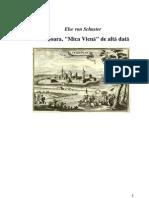 "Else Von Schuster - Timisoara, ""Mica Viena"" de alta data"