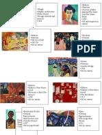 Flash Cards Sheet 3 Test 1 '08