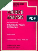 Spiegel - Fourier Analysis (Schaum Outline)