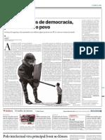 AE - Fartos de Democracia - 04.11.11