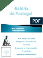 História de Portugal recontada