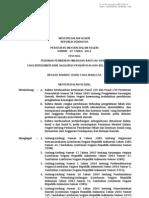 Permendagri 32 2011 Hibah Dan Bansos