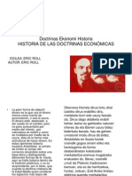 Historia de Las Doctrinas Economic As Eric Roll Euskaro Parte Once