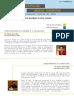Ponentes - Temas de Exposicion y Hoja de Vida