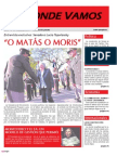 "Mensuario ""A Donde Vamos"", Noviembre 2011"
