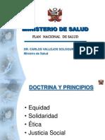 Plan Nacional 2006-2011 SALUD PERU