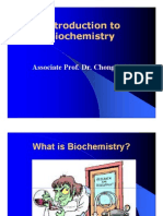 BMS Introduction to Biochem