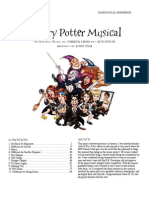 A Very Potter Musical Sheet Music