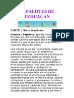 PAPALOTES DE TEHUACÁN