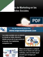 Estrategias de Marketing en Las Redes Sociales