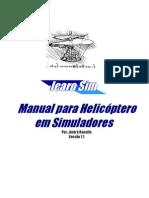 Manual Para Helicoptero Em Simuladores