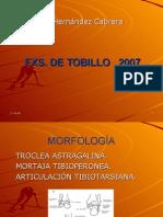 Fxs. Tobillo