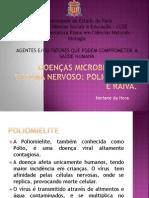 Doenças microbianas do sistema nervoso