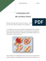 Consolidacion Fracturas Trauma Clase 4