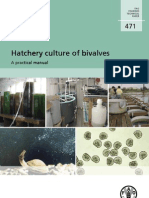 Hatchery Culture of Bivalves