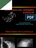 SEMINARIO 1 Fracturas Del Miembro Superior