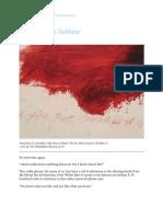 The Vaporous Sublime PDF