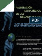 Alineacion Estrategica en Las Organizaciones