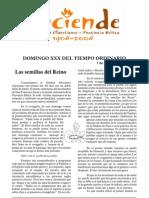 Domingo Xxvi Tiempo Ordinario