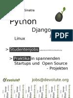 d:evolute Jobs