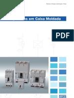 WEG Disjuntores Em Caixa Moldada Dw 975 Catalogo Portugues Br