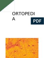 SEMINARIO 3 Ortopedia