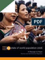 State of World Population 2006