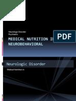 Medical Nutrition in Neurobehavioral2