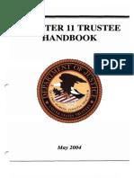 Chapter 11 Trustee Handbook