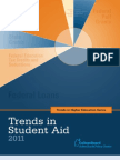 Trends in Student Aid 2011, College Board