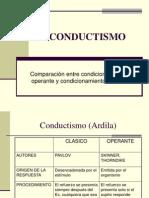 CONDUCTISMO 2