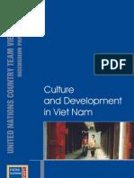 Văn Hoá và Phát Triển ở Việt Nam