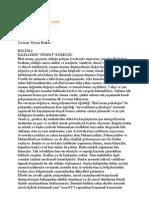 Totem ve Tabu 1.CİLT - Freud
