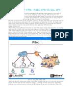 IPsec and SSL