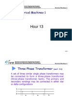 The Composition of Transformer
