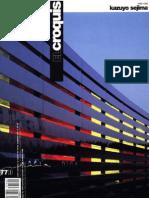 [Architecture.ebook].El.croquis.77.[I]. .Kazuyo.sejima.1988.1996