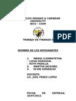 Definicion de Caja y Banco (Auditoria II)