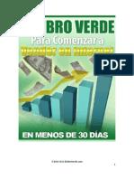 ElLibroVerde Homero PDF Para Comenzar a Vender en Internet ¡En Menos de 30 Días!