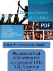 The Changing Face of Youth in India