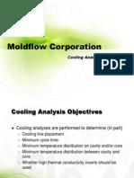 MOLDFLOW Cooling Analysis Strategies