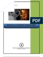 Indian Cement Industry- C6 22222