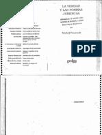 Foucault - La Verdad y Las Formas Jurídicas - Segunda (Edipo)