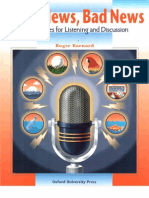 Good News - News Stories for Listening and Discussion - Student Book - OUP