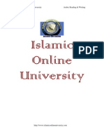 Arabic Reading Writing Module 7