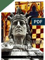 La Prosa en la Edad Media. Alfonso X