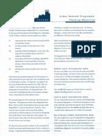 Urban Renewal Scheme Objectives Summary