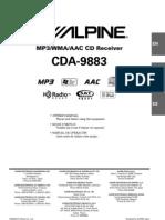 CDA-9883 OM